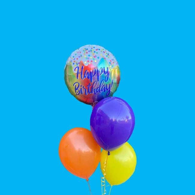 Globo Feliz Cumpleaños 2